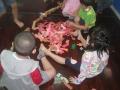 Role play -野外活動時烤釣到的魚 (2)