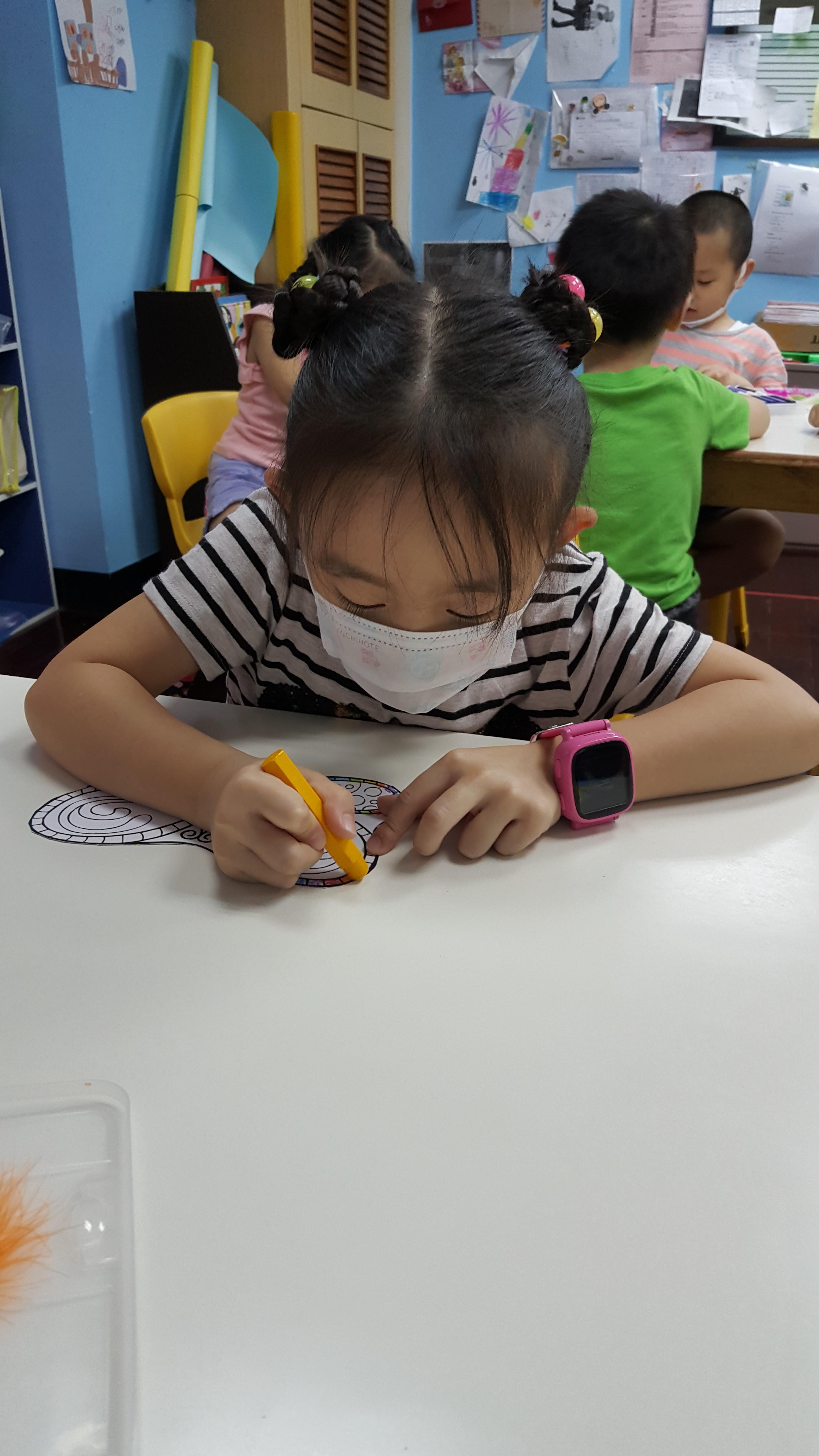 Art-製作嘉年華面具嚕 (4)