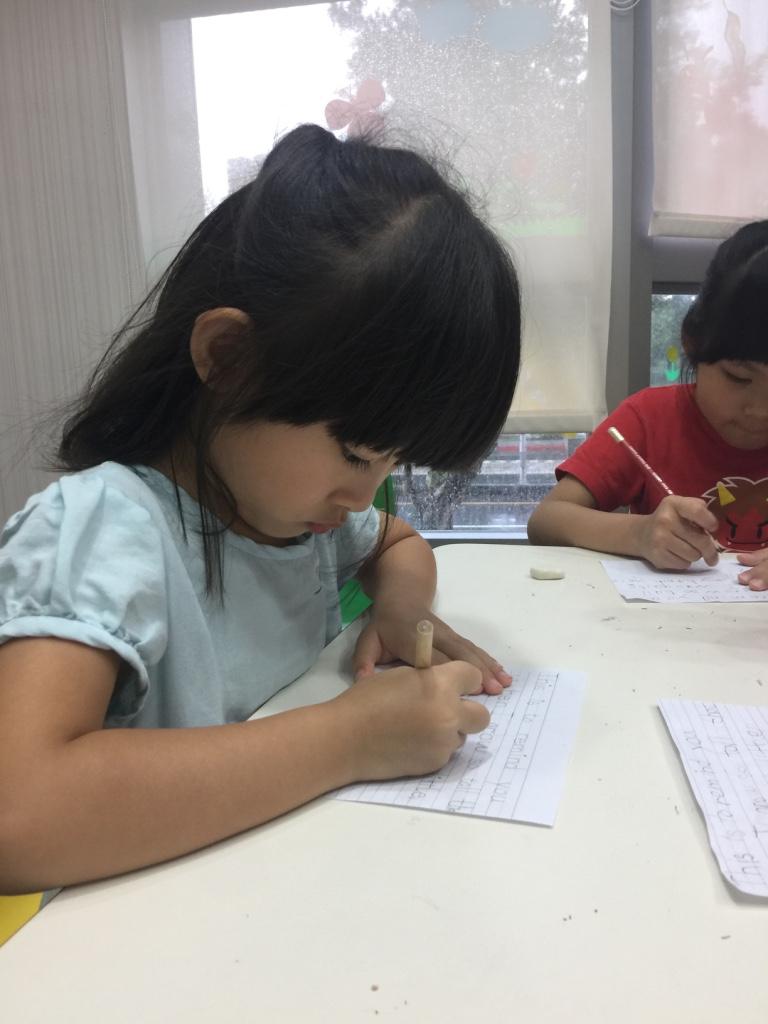 Writing Amber