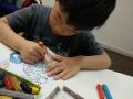 Hans coloring