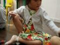 Amber threading beads2