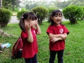 Outing-開心唱Head shoulders knees and toes