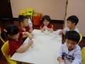 Chinese class-Making a rocket