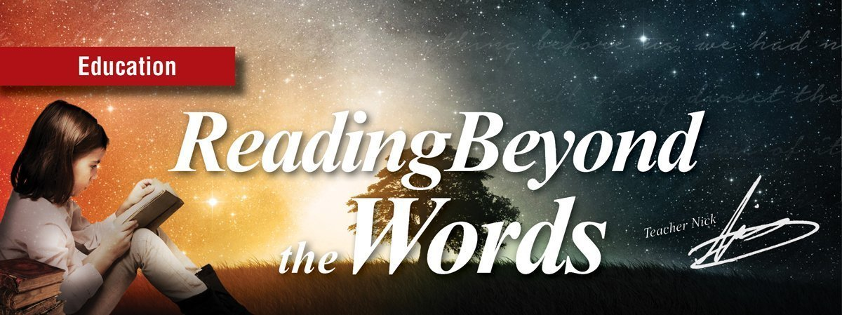 Reading Beyond the Words