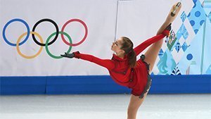 winter sport-Figure Skating