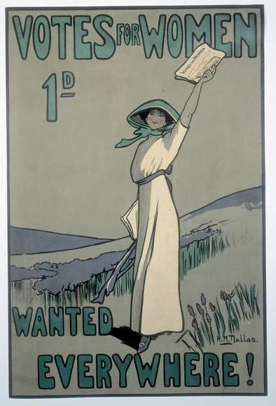 100 Years of Women's History