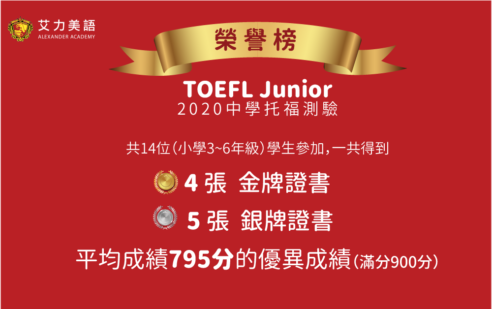 2020 TOEFL junior