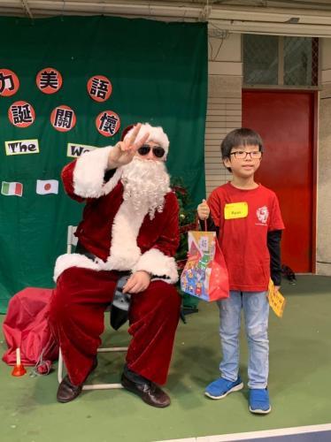 20181215艾力美語小學部交換禮物 181217 0008