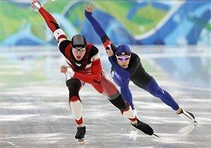 winter sport-Speed Skating