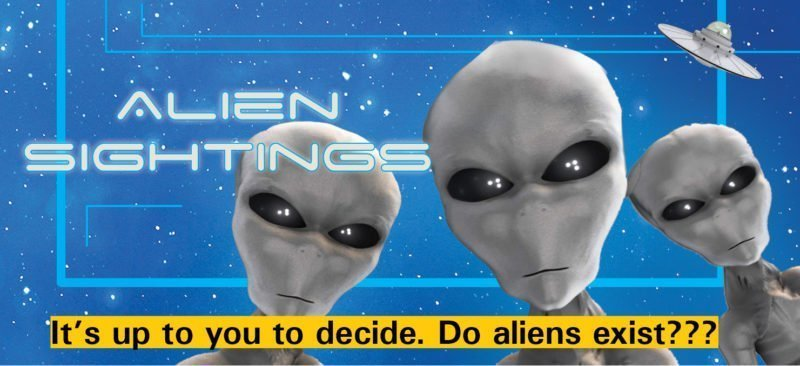 Alien Sightings